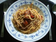 mein Spaghetti Sugo - Rezept