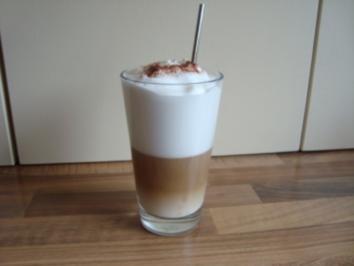 *Drinks ohne Alkohol - Latte à la Dane - Rezept