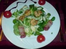 """Salat """"Feldsalat mit Kartoffel-Dressing"""" - Rezept"""