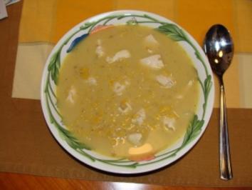 Mulligatawny-Suppe - Rezept