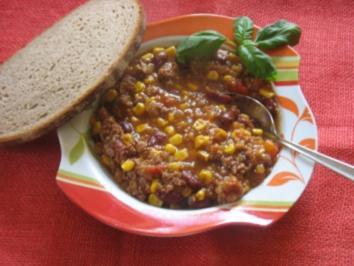 viva mexico: chili con carne - Rezept