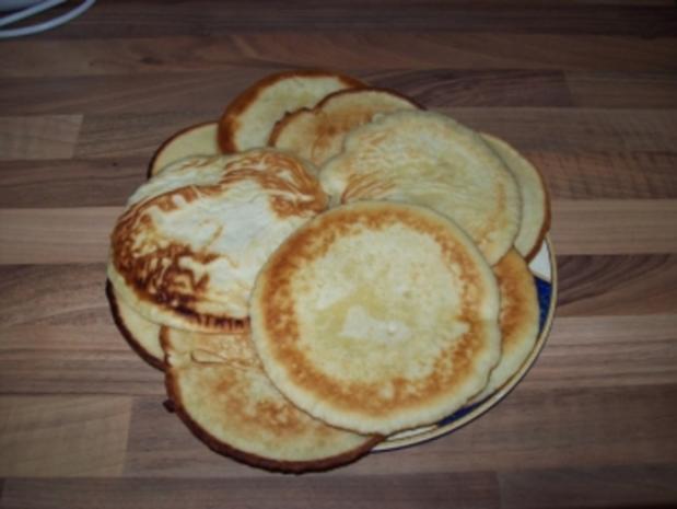 American Pancakes - Rezept