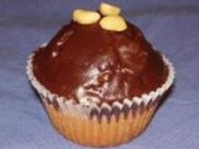 Snickers - Muffins - Rezept