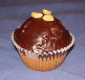 Rezept: Snickers - Muffins
