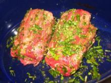 Fleisch: Gekräuterter Lammhals, geschmort - Rezept
