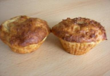 LowCarb Muffins - Rezept