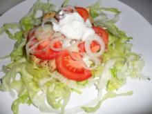 Kebab-Salat - Rezept