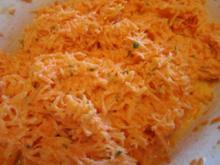 Stinknormaler Karottensalat - Rezept