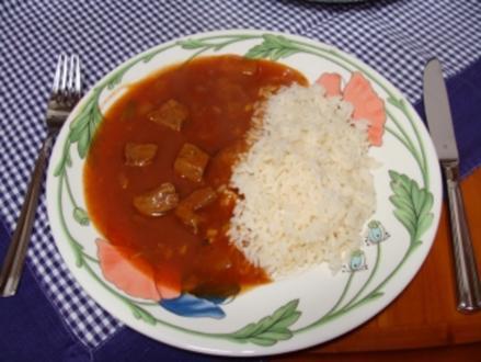 Zigni - äthiopisches Gulasch - Rezept