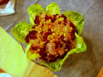Rote-Bohnen-Salat - Rezept