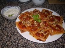 Tomate Mozarella mal anders - Rezept