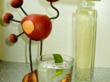 Zitronenmelissesaft - Rezept