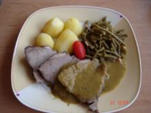 Lammkeule mit Rosmarin - Rezept