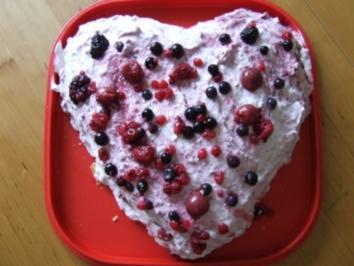 Ein Herz für Bären - Rezept
