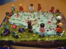 Angler-Torte - Rezept