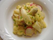 Spargel-Kartoffel-Salat - Rezept