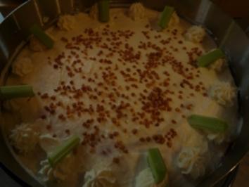 Rhabarber- Torte - Rezept