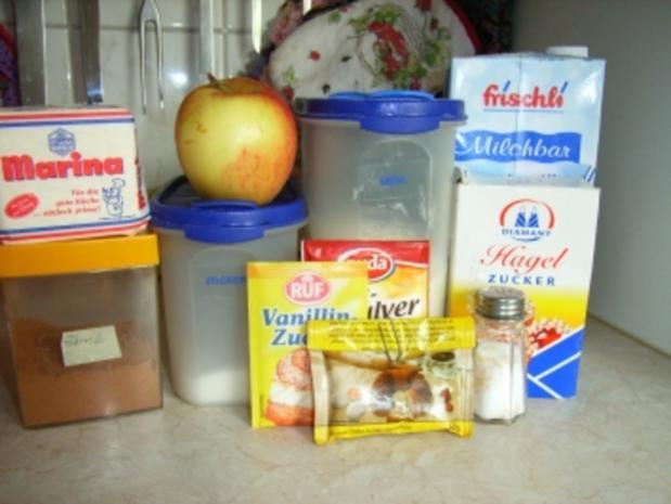 Muffins: Apfel-Zimt-Muffins - Rezept - Bild Nr. 2