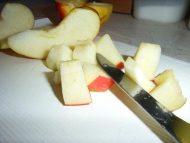 Muffins: Apfel-Zimt-Muffins - Rezept - Bild Nr. 3