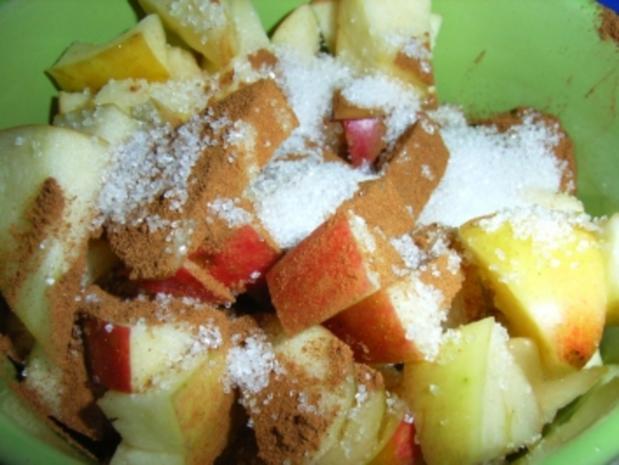 Muffins: Apfel-Zimt-Muffins - Rezept - Bild Nr. 4