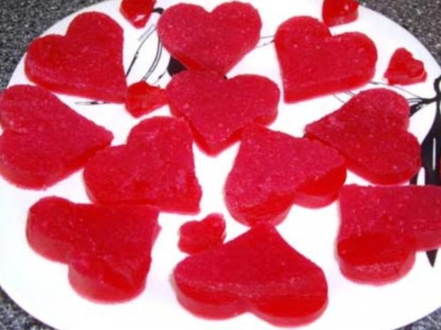 Gummibärchen selbstgemacht - Rezept