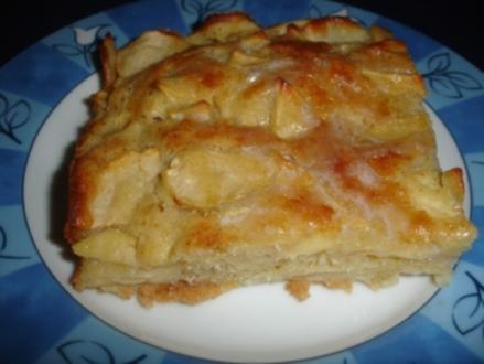 Großmutters Apfelkuchen - Rezept