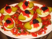 """Brotzeit: Lisa's """"Russische Eier"""" - Rezept"""