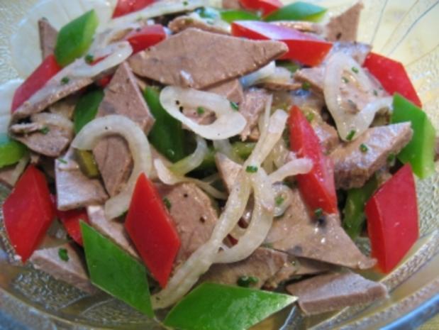 Bunter Rindfleisch-Salat ... - Rezept - Bild Nr. 2