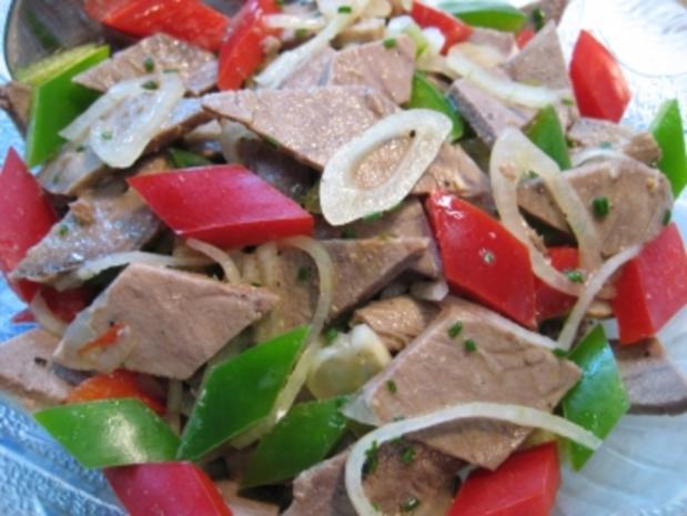Bunter Rindfleisch-Salat ... - Rezept - Bild Nr. 3