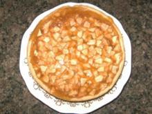 Kleiner beschwipster Apfelkuchen - Rezept