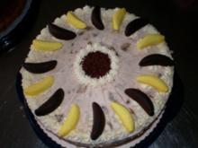 Bananen- Philadelphia-Traum-Torte - Rezept