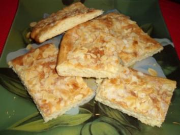 Butter Mandel Kuchen Einfach Oder In Gefullter Version Rezept