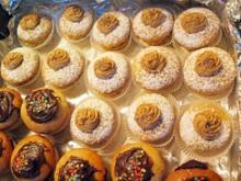 Kaffee Nuß Muffins - Rezept