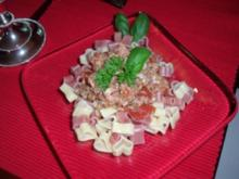 Spaghetti al tonno - Rezept