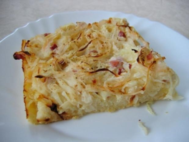 Zwiebelkuchen all-you-can-eat - Rezept