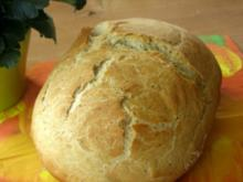 Mediteranes Brot - Rezept