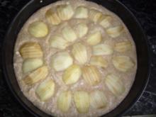 Antje's Apfelkuchen - Rezept
