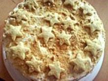 Russischer Honigkuchen mit Nuss - Rezept