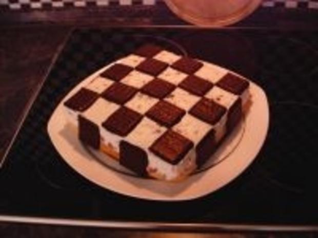 After Eight - Schachbrett - Torte - Rezept - Bild Nr. 2