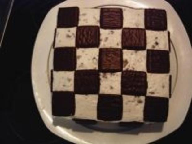 After Eight - Schachbrett - Torte - Rezept - Bild Nr. 3