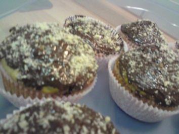 Hanuta Muffins - Rezept