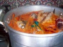 CALDERETA DE PESCADO - Rezept
