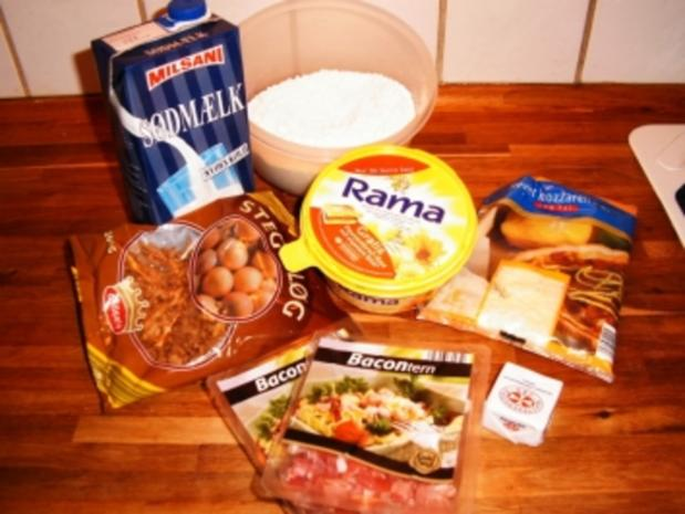 Party Brötchen - Rezept