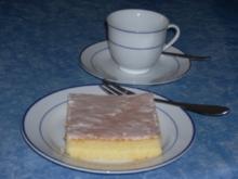 Blechkuchen super locker - Rezept