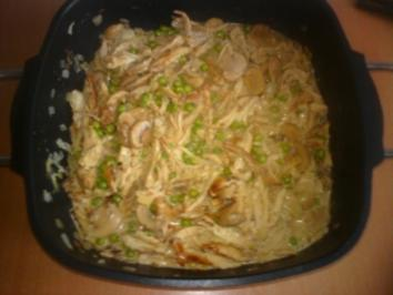 Hühner-Geschnetzeltes - Rezept