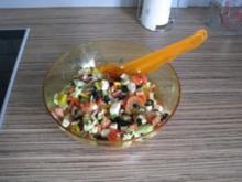 """""""SALAT"""" Griechischer Salat a la Schwiegermama - Rezept"""