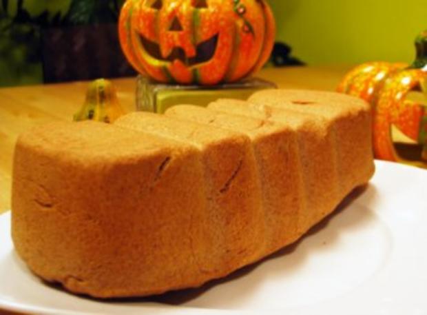 Toastbrot selbst gebacken - Rezept