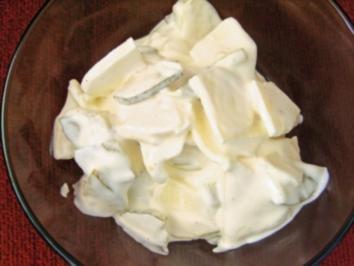 Hausfrauen / Männer Sauce - Rezept