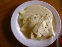 schafskäse mit tsaziki - Rezept