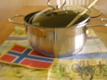 Feuriger Rosenkohltopf - Rezept